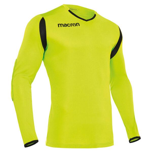 Macron Antilia Keepersshirt Neon Geel